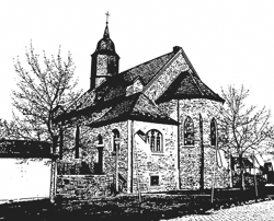 St. Remigius, Happerschoß